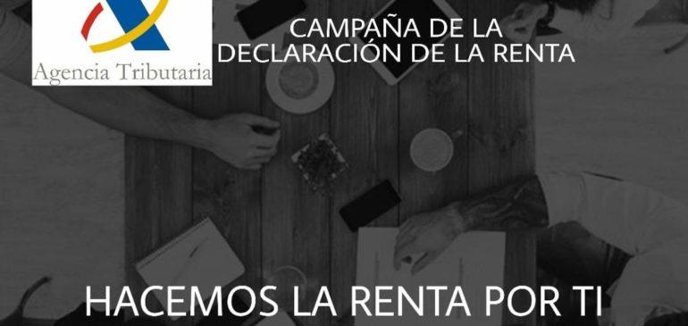 PRIMER TRIMESTRE 2020 Y CAMPAÑA DE LA RENTA 2019